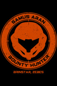 Samus Aran - Bounty Hunter