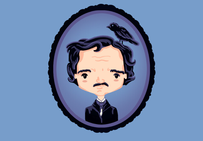Poe & Crow  Artwork