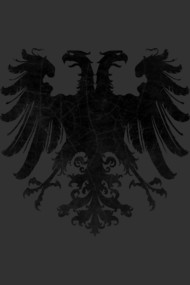 Roman Empire Eagle (Black)