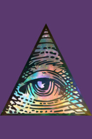 Cosmic Eye of Providence
