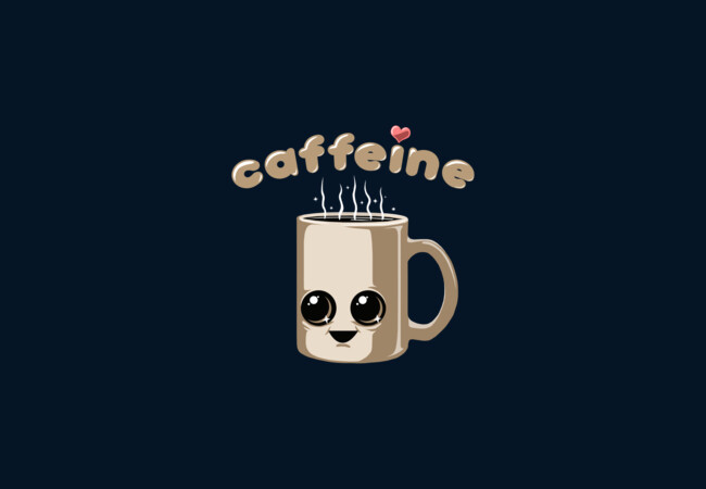 CAFFEINE  Artwork