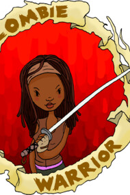 ZOMBIE WARRIOR, Michonne