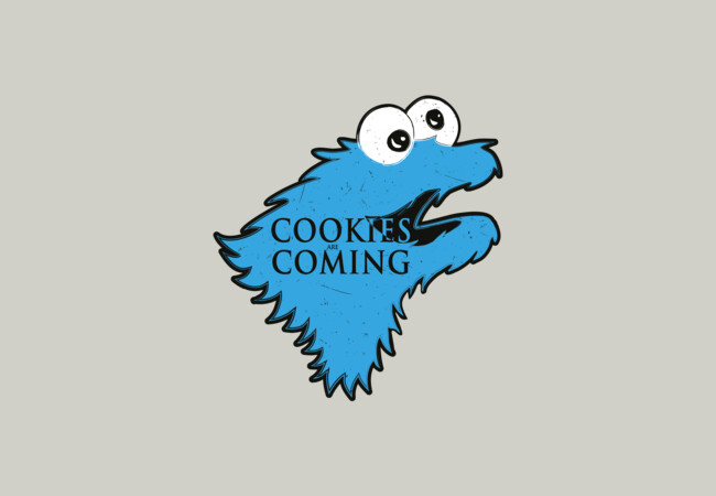 Cookies are coming  Artwork