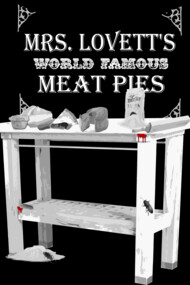 Mrs. Lovett's Meat Pies