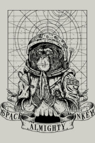 Almighty Space Monkey