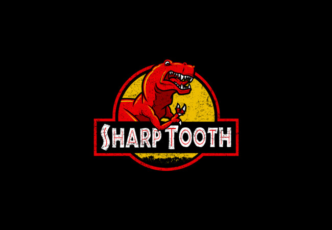 Sharp Tooth (Jurassic Park)  Artwork
