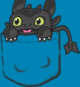 Pocket Toothless