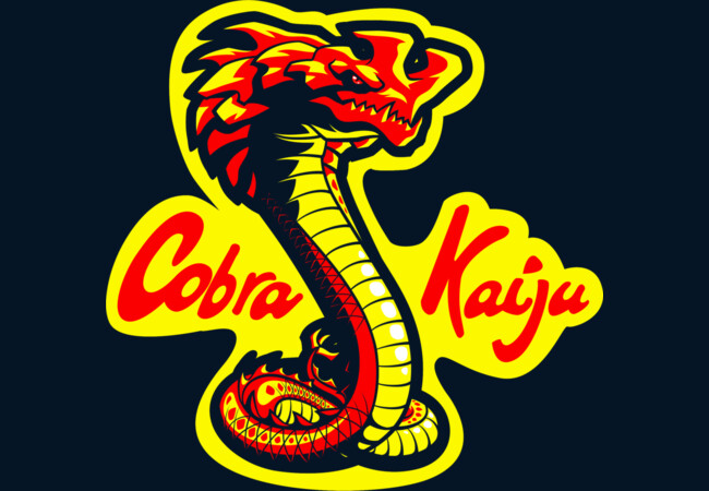 Cobra Kaiju  Artwork