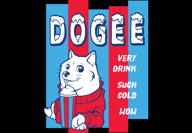 Dogee - Very Drink, Such Cold, Wow  Artwork