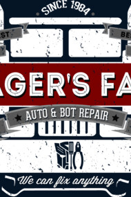 Yeager's Farm Bot Repair