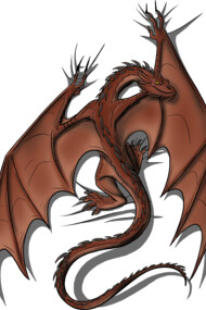 Smaug on your shirt!