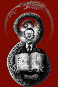 Saint Lovecraft's Holy Book