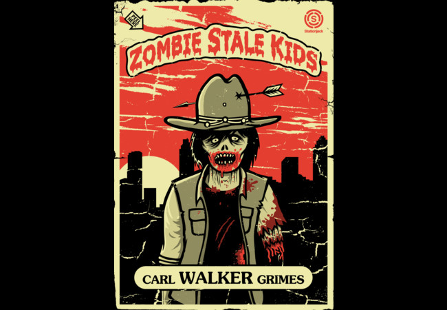 Walker Grimes  Artwork