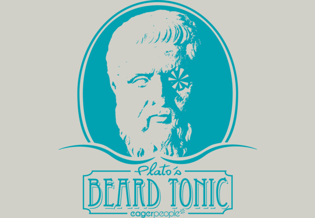 Plato's Beard Tonic  Artwork