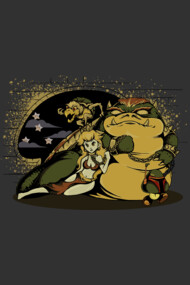 Koopa The Hutt (retro-style)
