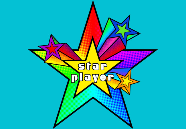 Star Player  Artwork