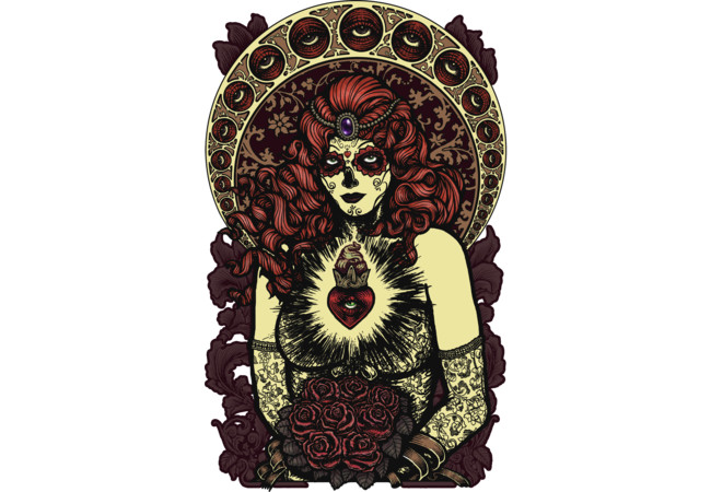 Sugar Skull Bride - Variant  Artwork