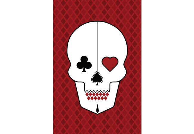 Skull Cards  Artwork
