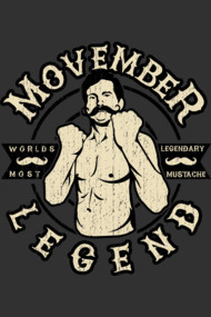 Movember Legend