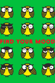 Owls. Find your mood.