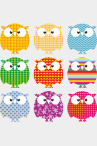 Color owls