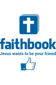 FAITHBOOK. Jesus wants to be your friend.