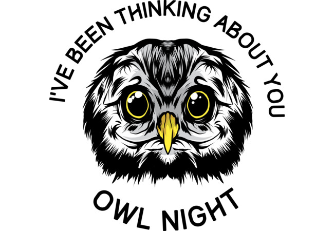 OWL NIGHT LONG  Artwork