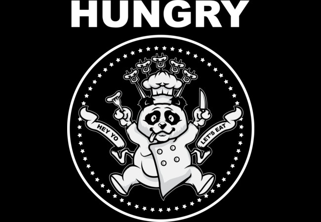 HUNGRY  Artwork