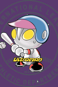 ultraman baseball
