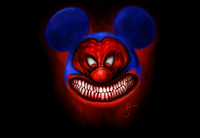 Bloody Mickey  Artwork