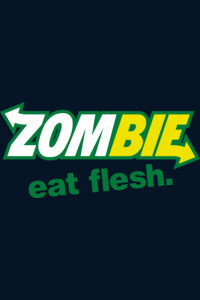 Zombie - Eat flesh by hardwear