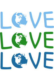 LOVE - Earth Day