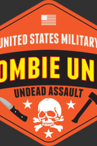Zombie Unit Badge