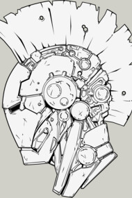 Machine (uncolored)
