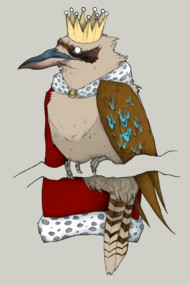 Queen Kookaburra