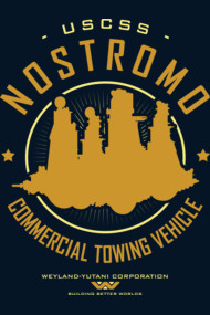 Nostromo Starfreighter
