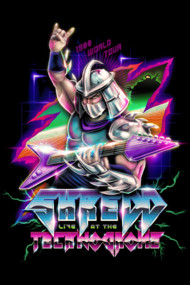 Shredd Live at the Technodrome 1988