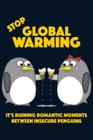 Global warming is ruining romantic moments