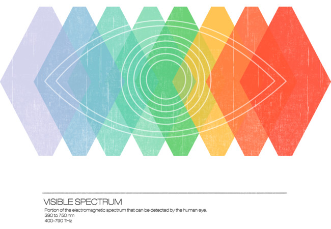 Visible Spectrum  Artwork