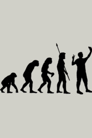 Selfie Of Evolution