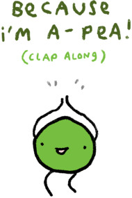 Happy Pea