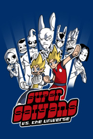 Super Saiyans vs the Universe