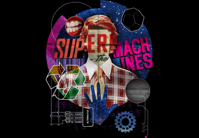 Super Machines  Artwork