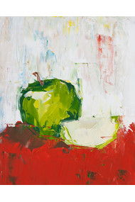 Vanishing Green Apple