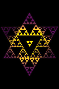 Sierpinski Triangle Star