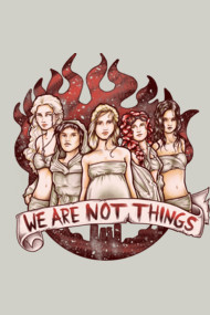We Are NotThings