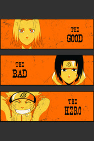 The Good, the Bad, and the Hero