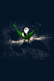 Panda on the Wind
