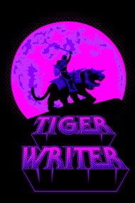 Tiger Rider Purple