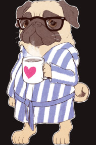 Snug as a Pug with a Mug